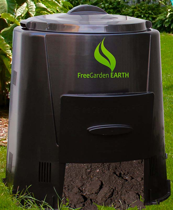 backyard compost bin nova mobilier