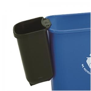 Corbeille recyclage bureau deskside recycling bin Nova Mobilier easy sorter B51-01001