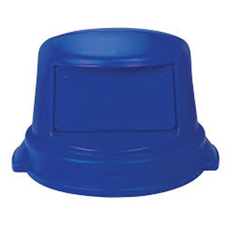 Couvercle poubelle bleu KA3232 receptacle lid blue Nova Mobilier