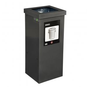Station déchets et recyclage 1 voie Nova90