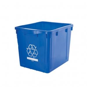 bac recyclage rue curbside recycling bin br53l nova mobilier