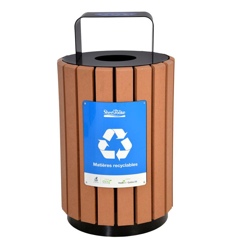 Poubelle urbaine panier a rebut urbain bin receptacle container city r 1 nova mobilier web