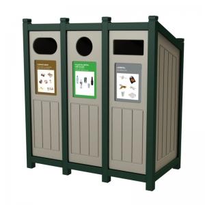 Station de recyclage Excel Slant TOP®