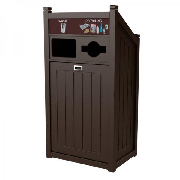 Transition® TXZ Bac de recyclage polyvalent